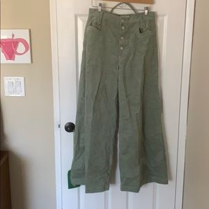House of Sunny Forest Green Umbrella Cords NWT